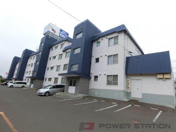 札幌市厚別区厚別中央1条7丁目0賃貸マンション外観写真