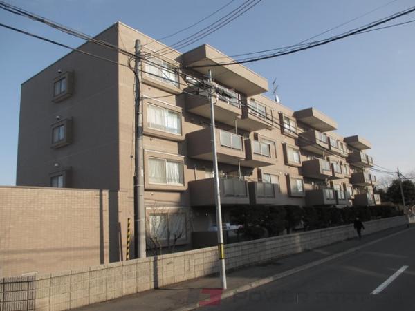 札幌市厚別区厚別東1条3丁目0賃貸マンション外観写真