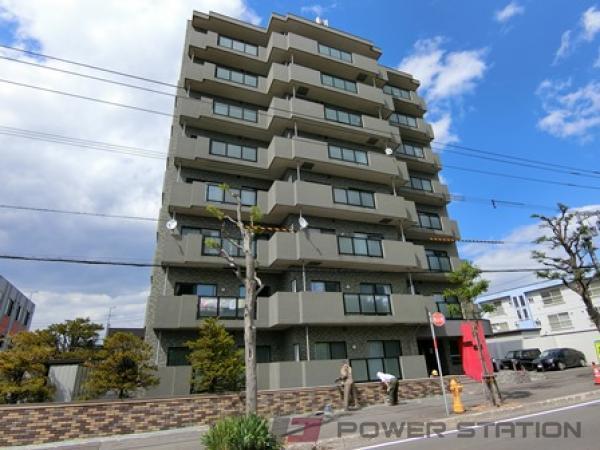 札幌市厚別区厚別東1条4丁目0賃貸マンション外観写真