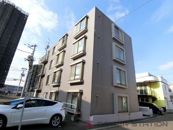 札幌市厚別区厚別中央1条2丁目0賃貸マンション