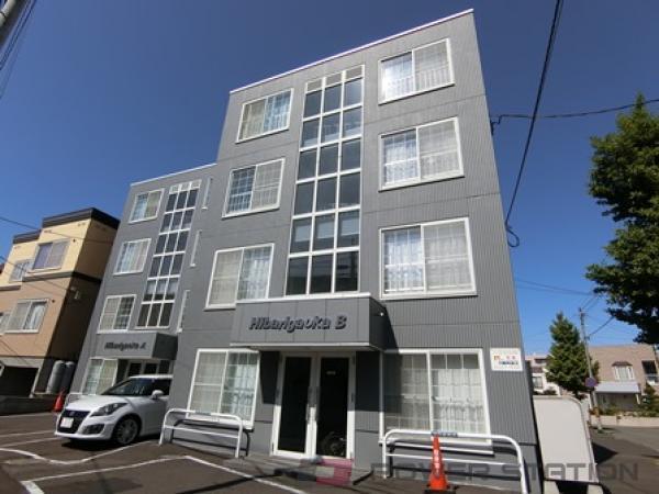 札幌市厚別区厚別中央1条3丁目0賃貸マンション外観写真