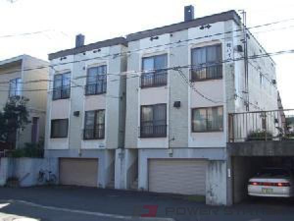 札幌市厚別区厚別中央1条3丁目0賃貸アパート外観写真