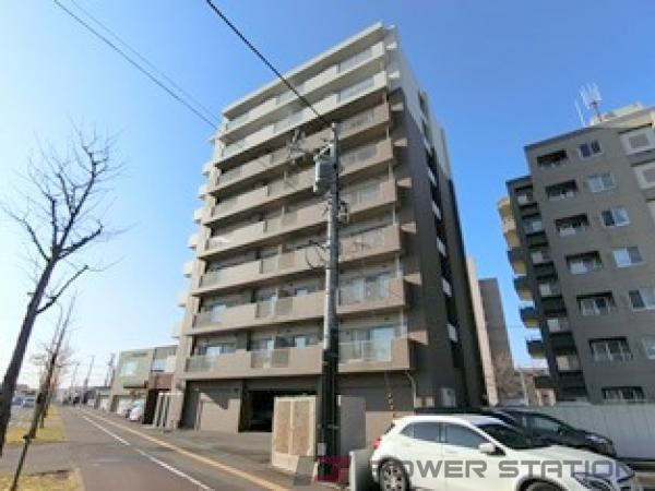 札幌市厚別区厚別中央1条4丁目賃貸マンション