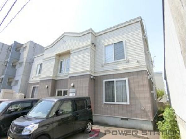アパート・クレーデル新札幌
