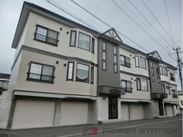 札幌市厚別区青葉町11丁目0賃貸アパート外観写真