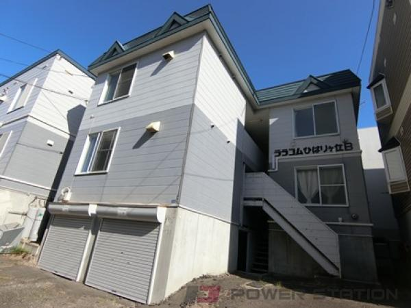 札幌市厚別区厚別南1丁目1賃貸アパート外観写真