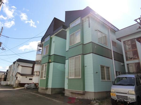 札幌市厚別区厚別南1丁目0賃貸アパート外観写真