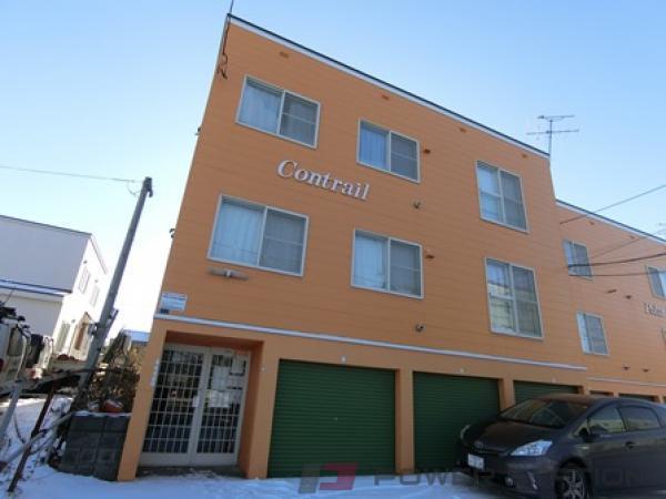 札幌市厚別区厚別南3丁目0賃貸アパート外観写真