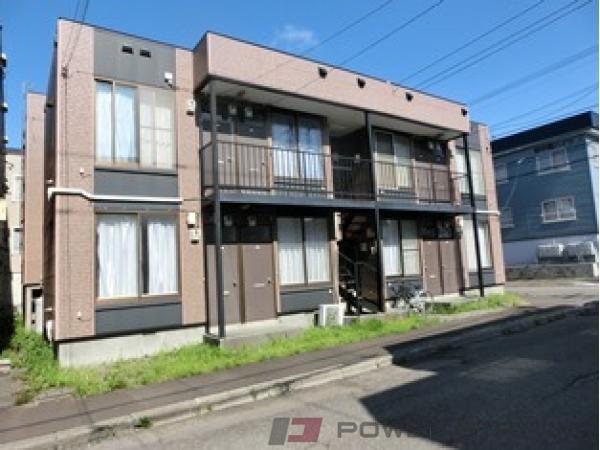 札幌市厚別区厚別南2丁目0賃貸アパート外観写真
