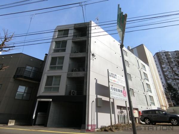 札幌市厚別区厚別中央2条3丁目0賃貸マンション外観写真