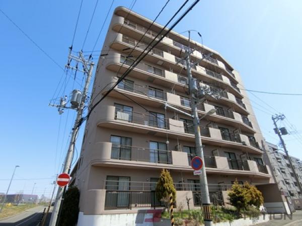 マンション・リバーサイド共応(7階建)