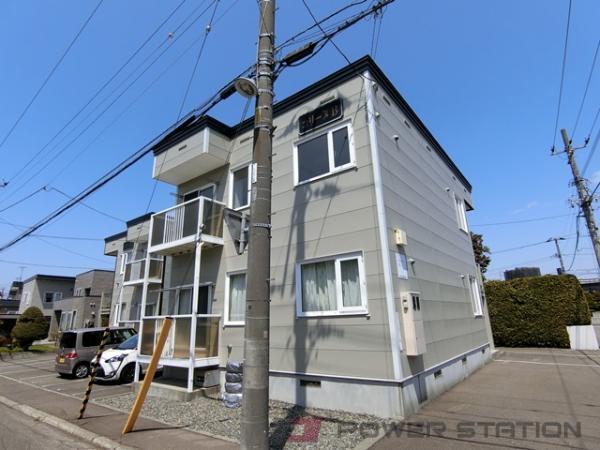 札幌市厚別区厚別南4丁目0賃貸アパート外観写真