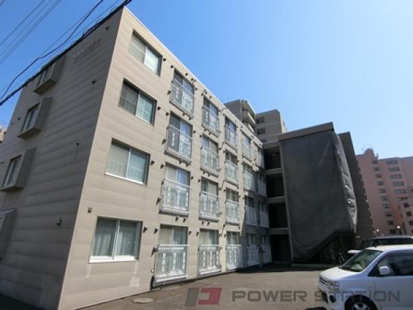 札幌市厚別区大谷地西1丁目0賃貸マンション外観写真