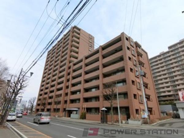 札幌市厚別区大谷地東5丁目0分譲リースマンション外観写真
