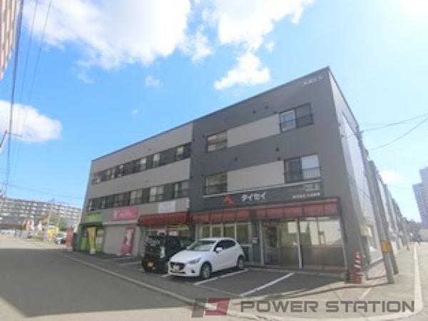 札幌市厚別区ペット可アパート 1DK