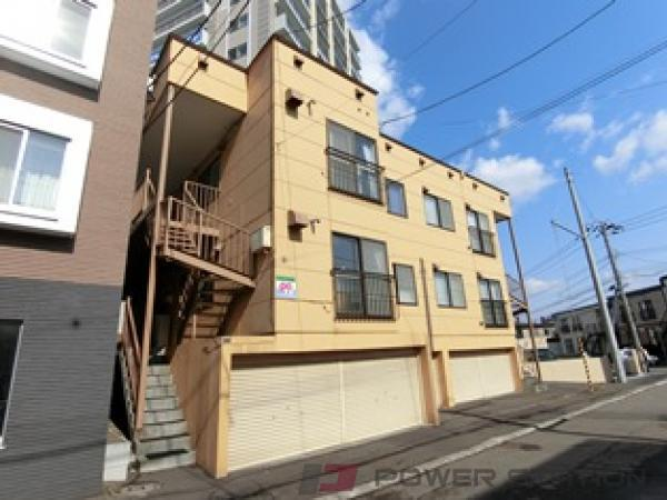 札幌市厚別区大谷地駅賃貸アパート 1DK