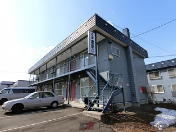 コーポ高田C:札幌市厚別区