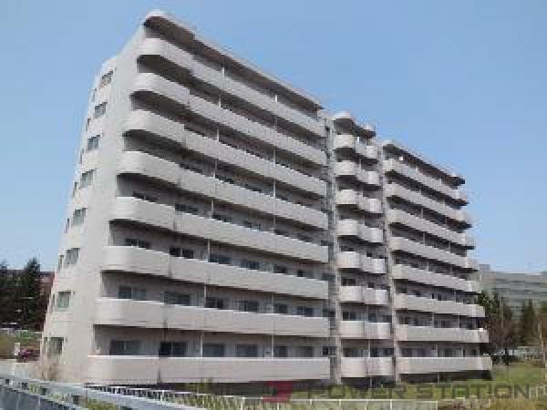 札幌市厚別区大谷地東3丁目0賃貸マンション外観写真