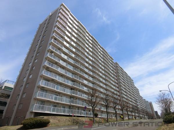 札幌市厚別区大谷地東3丁目0分譲リースマンション外観写真