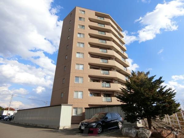 札幌市厚別区厚別東1条2丁目0賃貸マンション外観写真