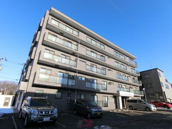 札幌市厚別区厚別東3条4丁目0賃貸マンション外観写真
