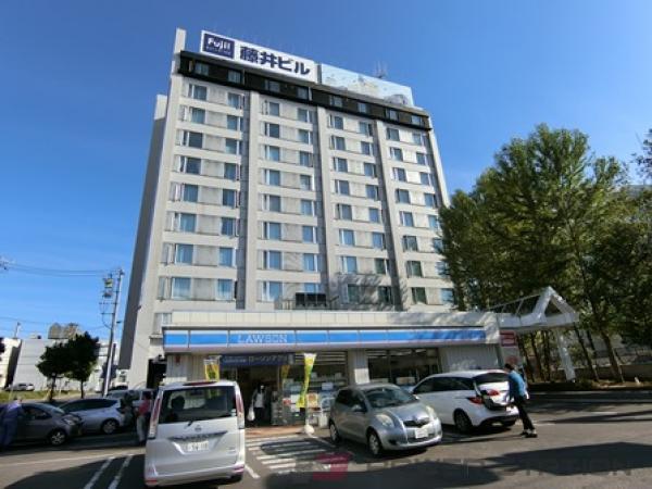 札幌市厚別区新さっぽろ賃貸マンション 1K