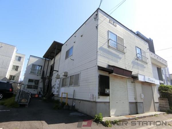 札幌市厚別区厚別南2丁目1賃貸アパート外観写真