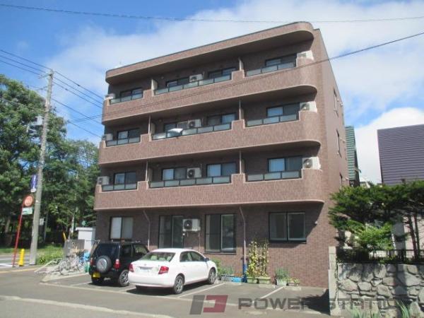 札幌市厚別区青葉町2丁目賃貸マンション