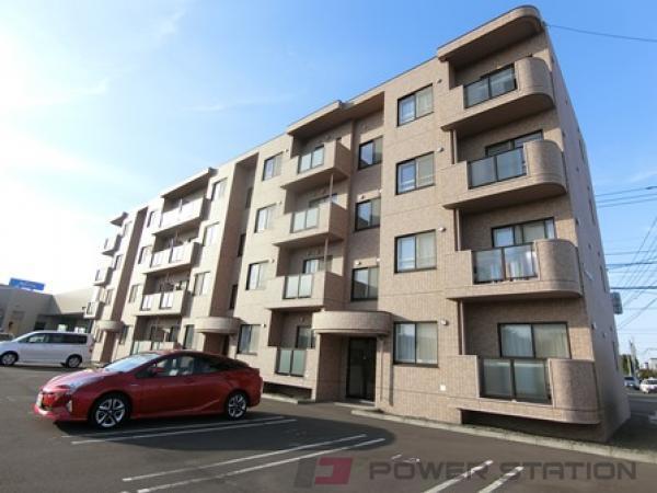 札幌市厚別区上野幌1条3丁目0賃貸マンション外観写真
