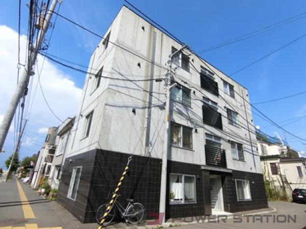 札幌市厚別区厚別中央3条5丁目1賃貸マンション外観写真