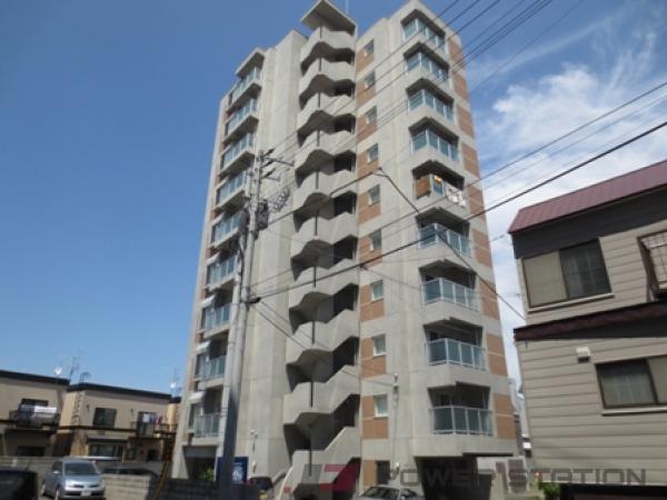 札幌市厚別区厚別中央3条3丁目1賃貸マンション外観写真