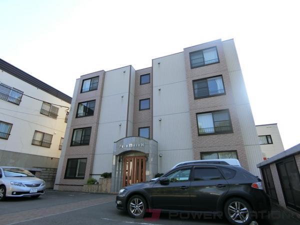 札幌市厚別区厚別中央4条2丁目1賃貸マンション外観写真