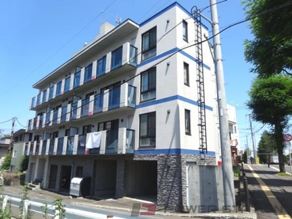 札幌市厚別区大谷地駅新築デザイナーズ賃貸マンション 1LDK