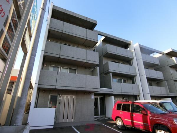 札幌市厚別区厚別中央3条2丁目1賃貸マンション外観写真