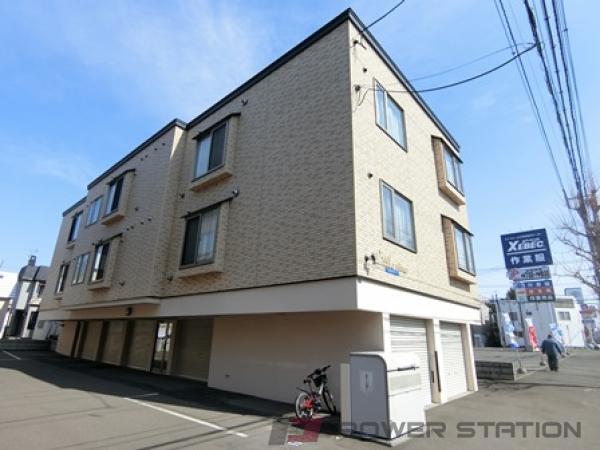 札幌市厚別区厚別西3条3丁目0賃貸アパート外観写真