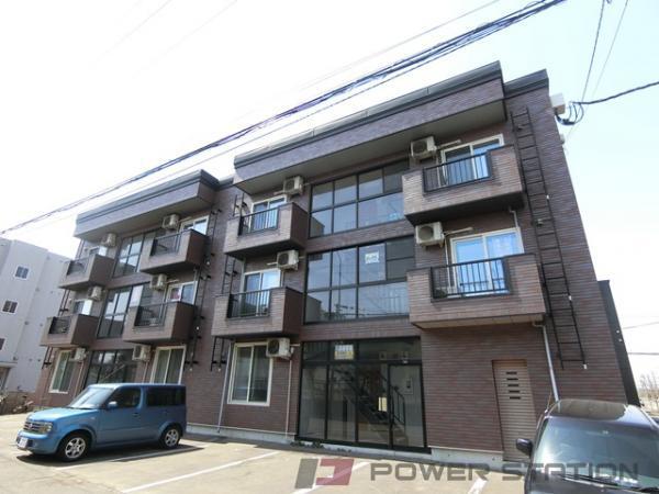 札幌市厚別区厚別西1条1丁目0賃貸アパート外観写真