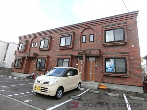 札幌市厚別区厚別西4条5丁目0テラスハウス外観写真