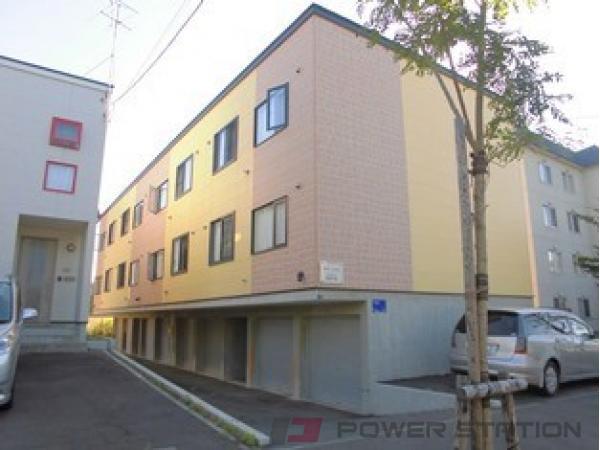札幌市厚別区もみじ台北6丁目0賃貸アパート外観写真