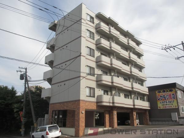札幌市厚別区厚別中央5条5丁目1賃貸マンション外観写真
