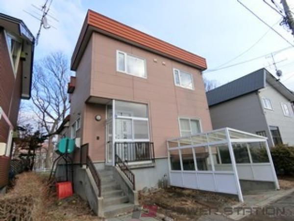 札幌市厚別区一戸建貸家