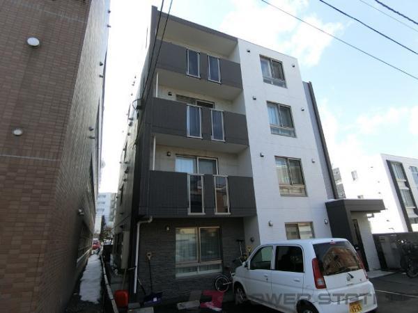マンション・コムズ新札幌
