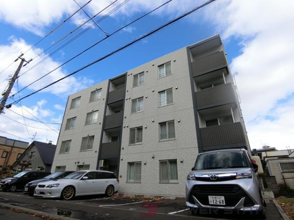 札幌市厚別区厚別中央2条2丁目0賃貸マンション外観写真