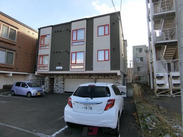 札幌市厚別区厚別西2条4丁目0賃貸アパート外観写真