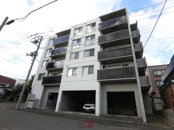 マンション・アネトス新札幌