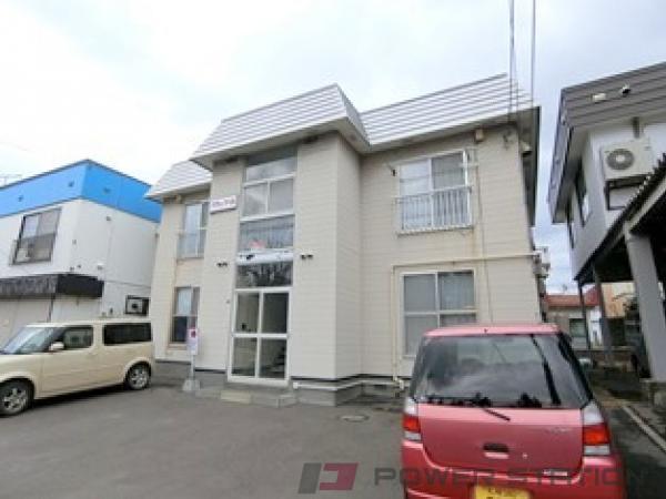 札幌市厚別区大谷地西5丁目1賃貸アパート外観写真