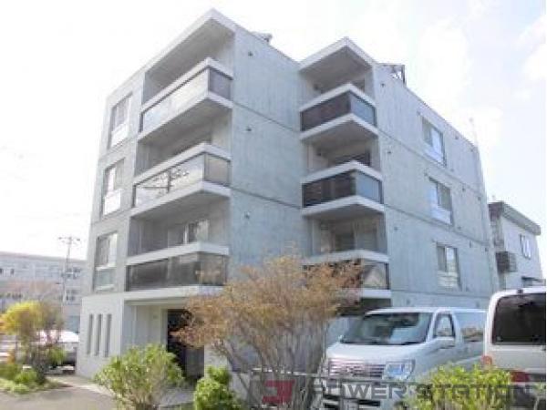 札幌市厚別区厚別南2丁目0賃貸マンション外観写真