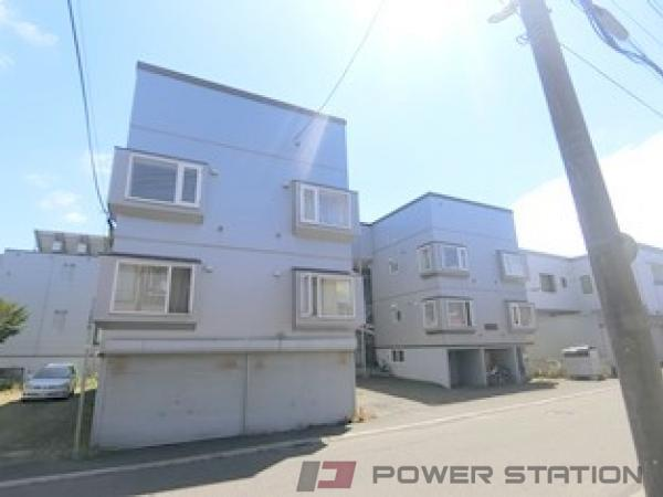 札幌市厚別区厚別中央5条4丁目0賃貸アパート外観写真