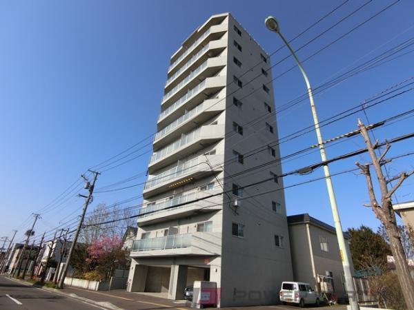 札幌市厚別区厚別中央3条5丁目0賃貸マンション外観写真