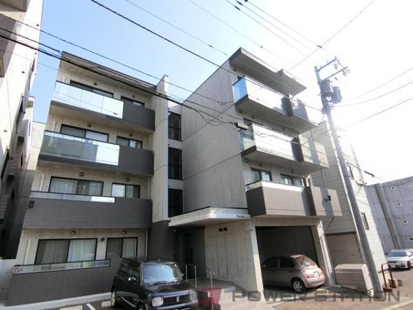 札幌市厚別区厚別中央2条1丁目0賃貸マンション外観写真