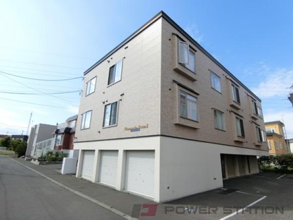 札幌市厚別区厚別西4条2丁目0賃貸アパート外観写真